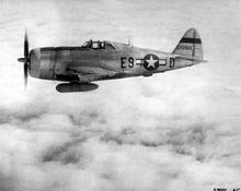 Republic P 47D