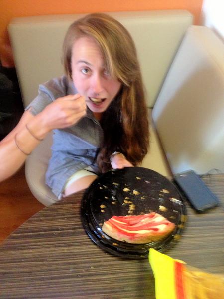 Orbit versus cheesecake in Bishop