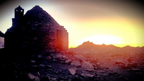 Day 47 06-18-13_Sunset_Muir_Hut 600px