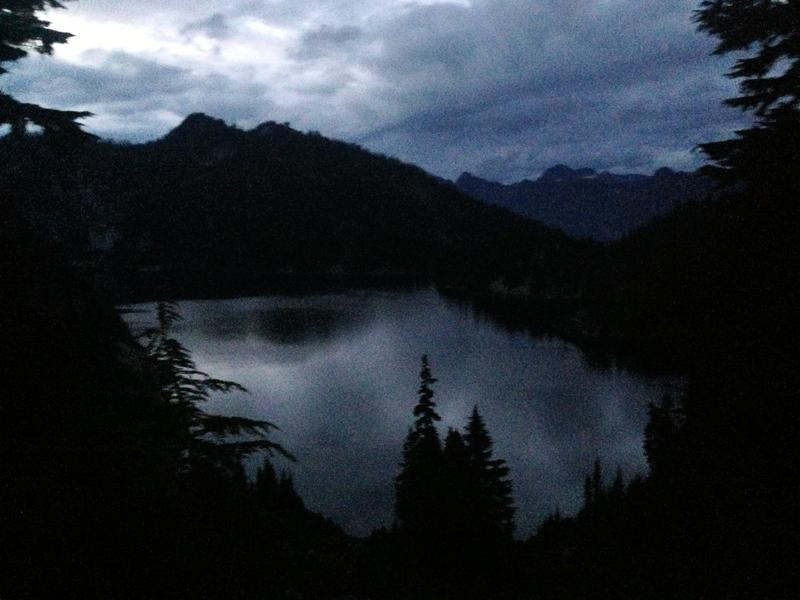 Lake of hues