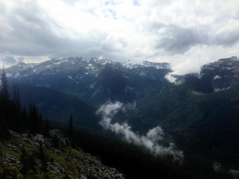 Mountain charisma