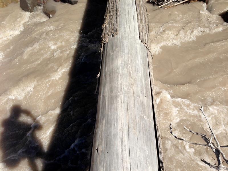 Bridge after the desert